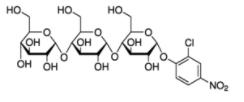 CNPG-3//2-Chloro-4-Nitrophenyl-α-D-Maltotrioside CAS 118291-90-0