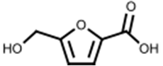 5-hydroxymethyl-2-furancarboxylic acid CAS 6338-41-6