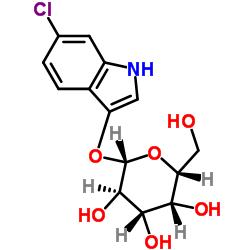6-Chloro-1H-Indol-3-Yl-beta-D-Galactopyranoside CAS 138182-21-5