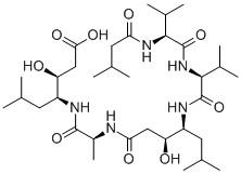 Pepstatin CAS 26305-03-3