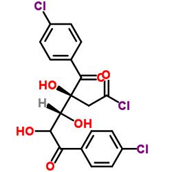 1-Chloro-3,5-di(4-chlorbenzoyl)-2-deoxy-D-ribose CAS 3601-90-9