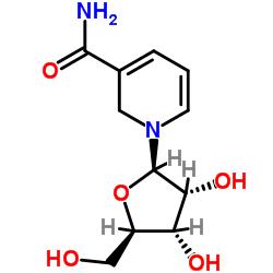 Nicotinamide ribose CAS 1341-23-7