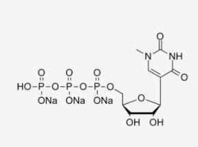 N1-methyl-pseudouridine 5′-triphosphate (UTP), trisodium salt Solution CAS UENA-0196